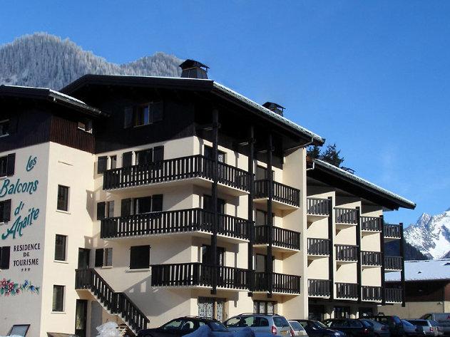 Apartment Les Balcons d' Anaite FR7461.350.1
