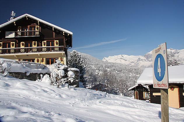 Chalet Chalet Maison Jaune
