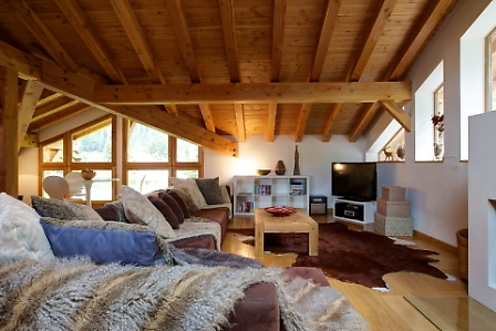 Chalet Chalet Passon