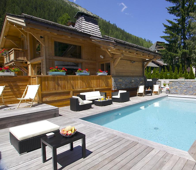 Chalet Chalet Terre