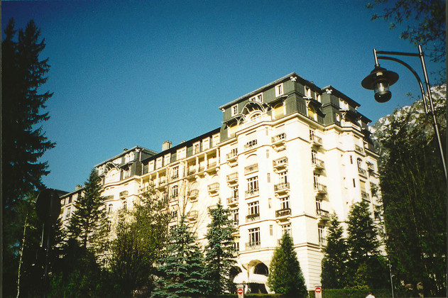 Apartment Le Majestic