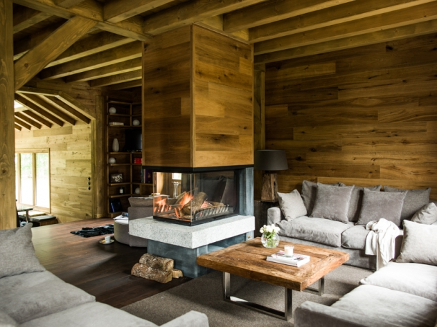 Chalet Les Cheserys