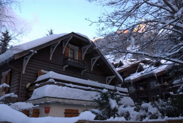 Chalet Mont Blanc Lodge