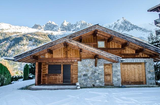 Chalet  Jungfrau