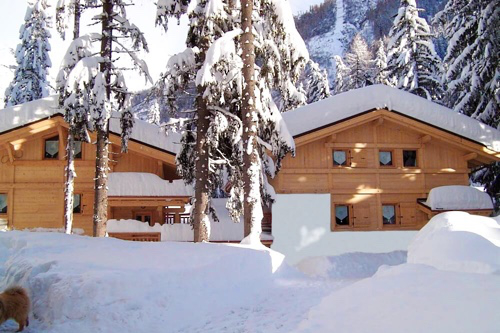 Chalet  Hollyblue