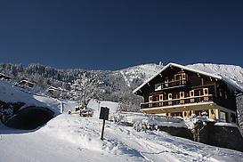 Ski in, ski out luxury