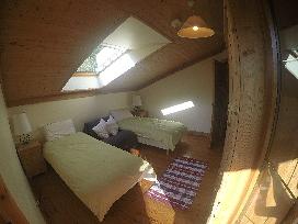 Chalet Ceraria - Bedroom 3