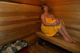 Chalet Ceraria - Sauna