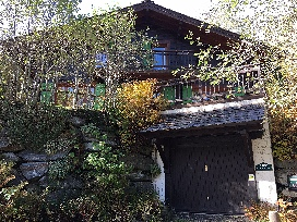 Chalet.Ceraria - Front View
