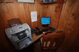 Chalet Ceraria - Workstation