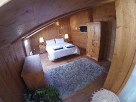 Chalet Ceraria - Master Bedroom