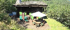 Chalet Ceraria -  Garden View