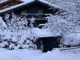 Chalet Ceraia - Winter View