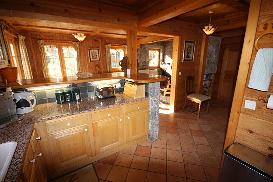 Chalet Ceraria - Kitchen (1)