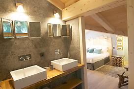 Granit master bedroom (en suite)