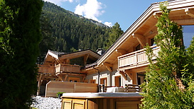 Chalets Terre and Ardoise