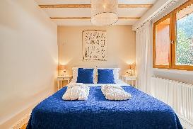 Bedroom on ground floor (double or twin)