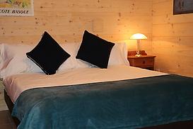 Basement Queen Room