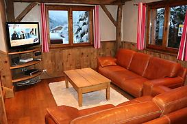 Media Tv Room